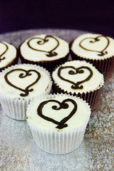 Cup Cakes (boscoppa) Tags: food cakes cupcake