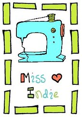 miss indie Blog Badge 2