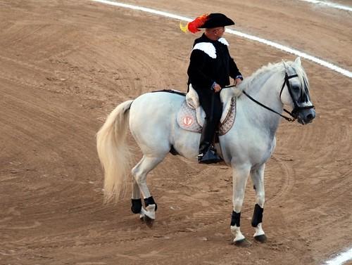 Corrida Mixta, Feria de Melilla 2009 024