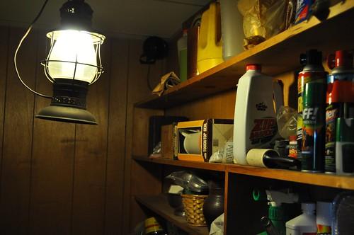 Supply Closet at Ringe House