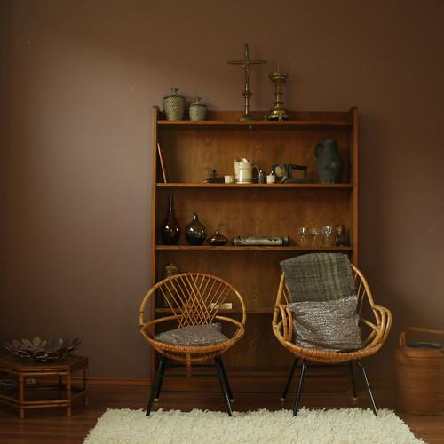 Nieuwe woonkamer | New living room
