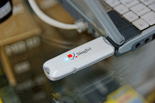 SingTel by xcode, on Flickr
