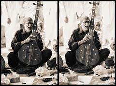 (Shoaib Tariq) Tags: music blacknwhite sufi sindh