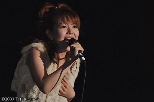 Yui Makino - 2009 New York Anime Festival