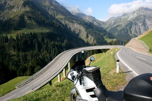 Tura in Alpi cu Vlad Septembrie 2009 (2)