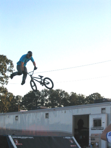 BMX Stunt Show - 2
