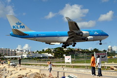 KLM Royal Dutch Airlines - Boeing 747-400 - PH-BFG - City of Guayaquil - Princess Juliana International Airport, St. Maarten (SXM) - September 12, 2009 508 RT CRP WM (TVL1970) Tags: airplane geotagged saintmartin nikon aircraft aviation stmartin boeing klm ge stmaarten boeing747 747 sxm airliners b747 747400 sintmaarten netherlandsantilles generalelectric boeing747400 tncm mahobeach princessjulianainternationalairport gp1 d90 b744 royaldutchairlines klmroyaldutchairlines phbfg cf680 cf6 princessjulianaairport 747406 koninklijkeluchtvaartmaatschappij nikond90 cf680c2b1f cityofguayaquil nikkor18105mmvr 18105mmvr nikongp1