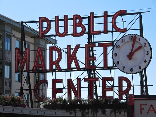 pike's market
