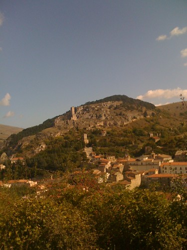 Pescina, Abruzzo, Italy