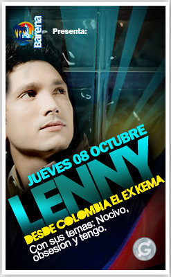 Lenny Ex Kema - Gotica