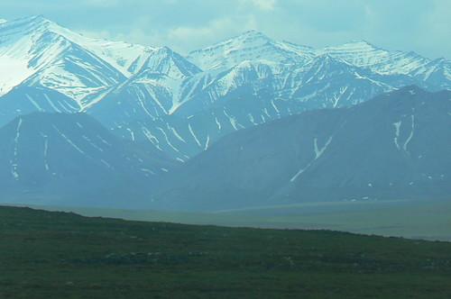 Brooks Range, eerily beautiful