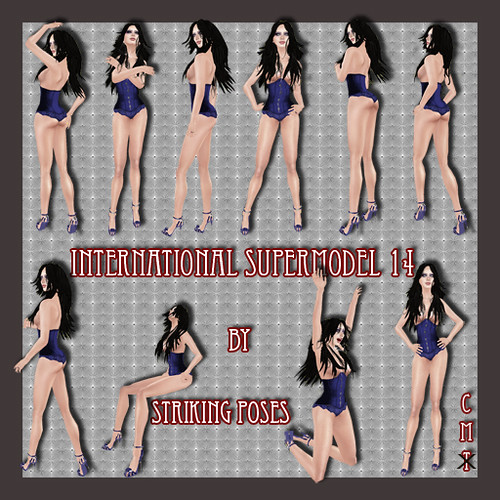 International Supermodel 14 Fatpack