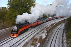 SP 4449 (binsiff) Tags: minnesota steam sp southernpacific passengertrain 4449