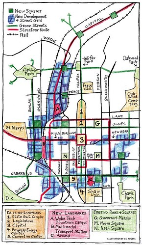 Bold Smart Green Vision Proposed For Raleigh Smart Cities Dive