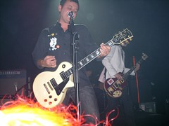 And then James was on fire (ExileFanzine) Tags: concert live gig minneapolis september 30th exile 2009 manicstreetpreachers thevarsity jamesdeanbradfield northamericantour seanmoore mspnickywire exilefanzine