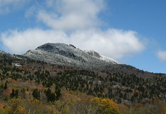 Another shot of Grandfather Mountain