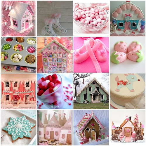 Reflections Out Loud: Gingerbread House Inspiration