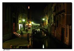Venezia by night (Mazzotex) Tags: venice night luci paesaggio canale notturno