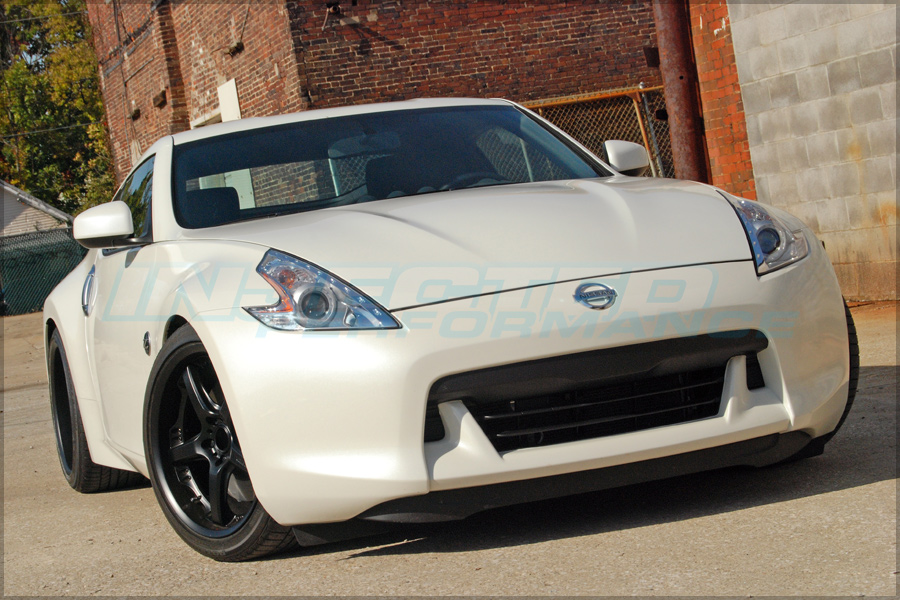 Plastic On Front Bumper For Nissan 370z Forum