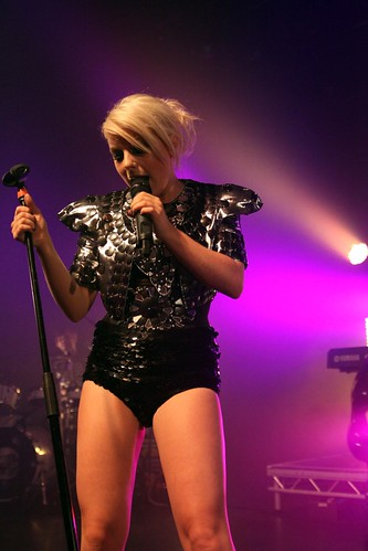 Little Boots live at Preston 53 Degrees