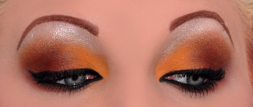 Fall Themed Eyes 3