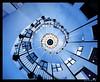 spider (sediama (break)) Tags: netherlands stairs spider pentax explore staircase spinne groningen treppenhaus k20d sediama imgp8953 unusualviewsperspectives ©bysediamaallrightsreserved