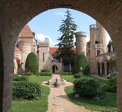 Bory Castle (var), Szekesfehervar - Hungary (arjuna_zbycho) Tags: hungary olympus e3 ungarn var architekt magyarország maler boryvar magyarok szekesfehervar bildhauer borycastle boryjenö borynekomocsinilona