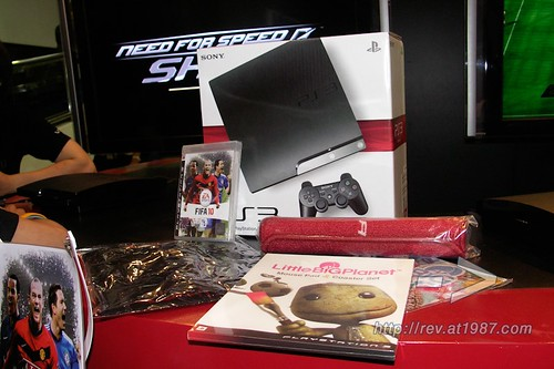 PlayStation 3 Thailand Official Launch event