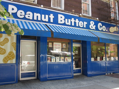 Peanut Butter and Co Store