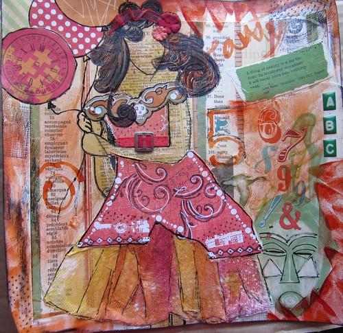She Art - page 1