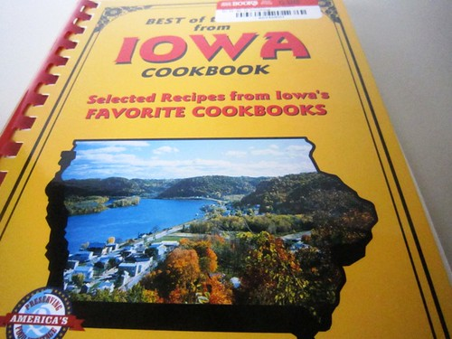 Best of Iowa Cookbook