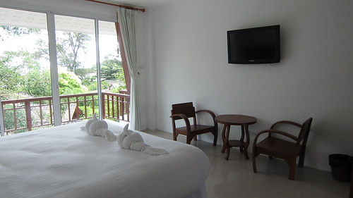 koh Samui Kirati Resort -Superior room サムイ島キラチリゾート スーペリアルーム (1)