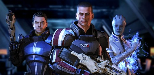 Mass Effect 3 to feature 4 player co-op mode