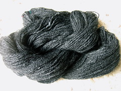 nylon and wool 2 ply