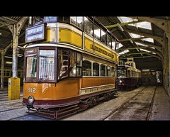 Tram Shed (Steel Steve) Tags: derbyshire tram chapeau crich crichtramwayvillage justimagine mywinners aplusphoto platinumheartaward theperfectphotographer steelsteve magicdonkeysbest finephotoshopdesign artistictreasurechest imagesforthelittelprince worldsartgallery