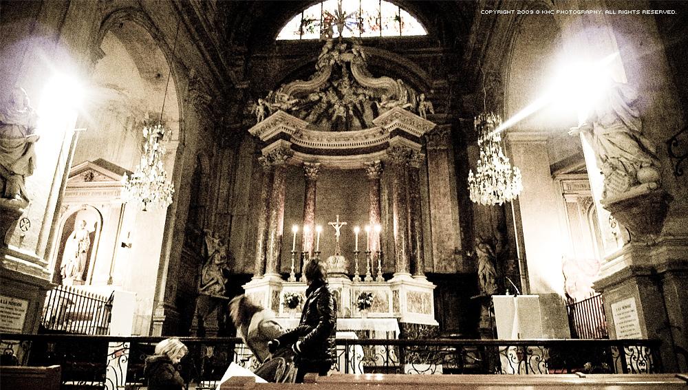 [DC] 教堂。普羅旺斯