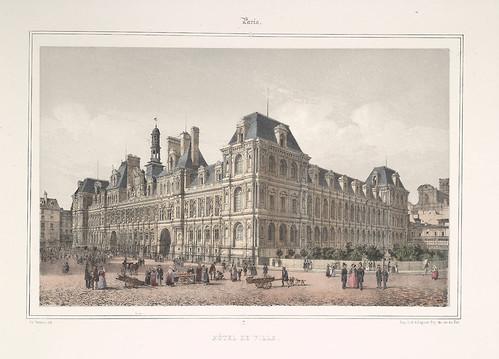 010- Paris- Palacio Consistorial 1858