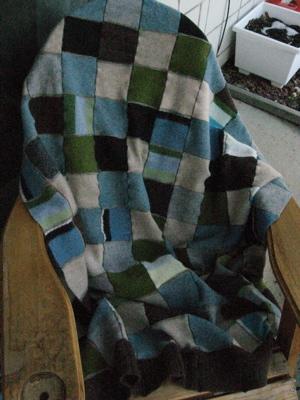 Felt Blanket 1