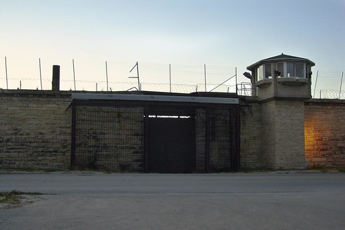 Joliet Prison featured in The Blues Brothers, Joliet, Illinois