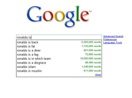 Ronaldo is