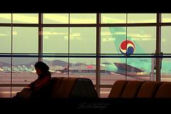 ! (ShanLuPhoto) Tags: travel flight korean seoul southkorea  incheonairport    republicofkorea    loolooimage