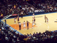 Pau At The Line (jmac33208) Tags: los angeles msg lakers pau gasol