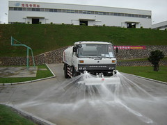 Road Washer,Longma (7) (echo2233) Tags: streetsweeper roadsweeper runwaysweeper roadcleaningvehicle roadcleaningmachine chinaspecialvehicle longmaspecialvehicle