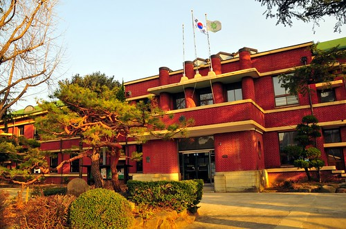 Main Hall, Gwangju Seoseok Elementary School
