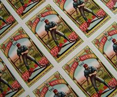 Play Ball! (Renee Rendler-Kaplan) Tags: gbrearview baseball kodak stamps unitedstatesofamerica kodakeasyshare gapersblock wbez chicagoist takemeouttotheballgame reneerendlerkaplan