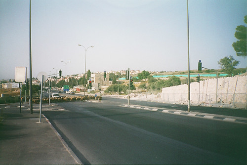 A walk from Bethlehem to Jerusalem