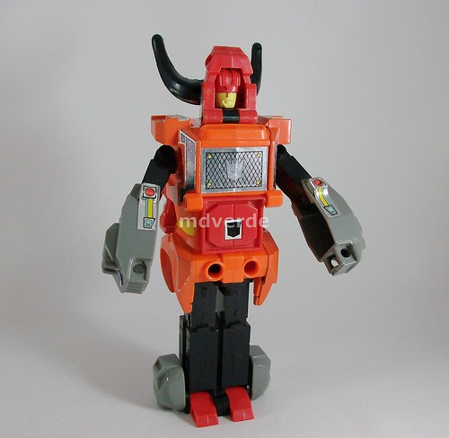 Transformers Tantrum G1 - modo robot (by mdverde)