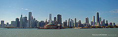 Chicago Panorama, 28 Oct 2008 (photography.by.ROEVER) Tags: panorama chicago illinois october panoramic 2008 downtownchicago cookcounty chicagoskyline panoramicview chicagopanorama widescreenview dsch50