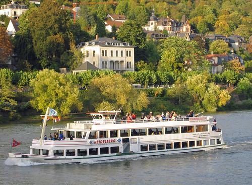 cruceros fluviales en Alemania