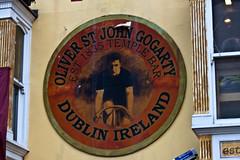 Dublin Pub - Oliver St John Gogarty